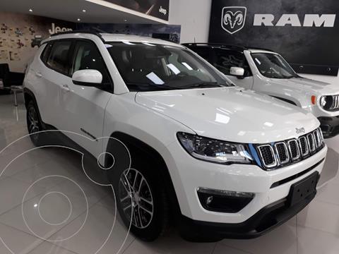 Jeep Compass 2.4 4x2 Sport Aut nuevo color Blanco precio $4.850.000