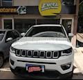 Jeep Compass 2.4 4x2 Sport usado (2017) color Blanco precio $3.290.000