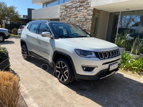 Jeep Compass 2.4 4x4 Limited Plus Aut usado (2021) color Blanco precio $6.400.000