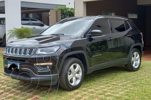 Jeep Compass 2.4 4x2 Sport usado (2018) color Negro precio $2.900.000