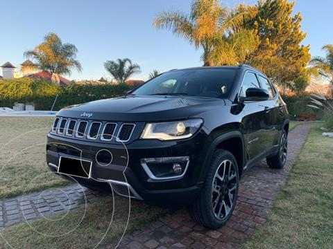 Jeep Compass 2.0 TD 4x4 Limited Plus Aut usado (2021) color Negro Carbon precio $6.900.000