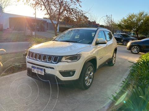 Jeep Compass 2.4 4x2 Longitude Aut usado (2021) color Blanco precio $5.300.000