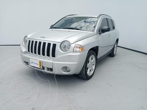 Jeep Compass 2.4L Limited usado (2010) color Plata precio $34.990.000