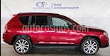 Foto venta Auto usado Jeep Compass Limited (2016) color Rojo Cerezo precio $270,000