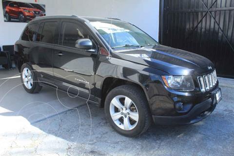 Jeep Compass 4x2 Latitude Aut usado (2014) color Negro precio $209,000