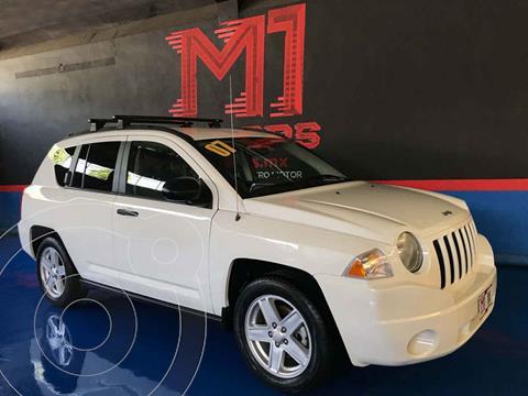 Jeep Compass 4x2 Sport CVT usado (2007) color Blanco precio $119,500