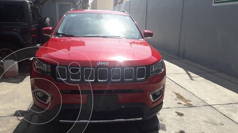 Jeep Compass 4x2 Limited Aut usado (2019) color Rojo precio $439,000