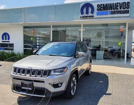 Jeep Compass Limited Premium usado (2018) color Blanco precio $475,000