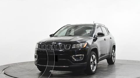 Jeep Compass Limited Premium usado (2018) color Negro precio $369,600