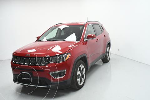 Jeep Compass 4x2 Limited Aut usado (2019) color Rojo precio $415,580