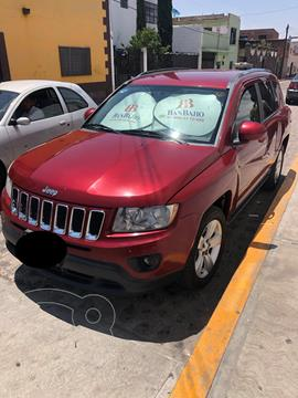 Jeep Compass 4x2 Sport CVT usado (2012) color Rojo precio $145,000