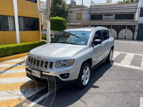 Jeep Compass 4x2 Limited Premium CVT usado (2012) color Gris precio $169,900
