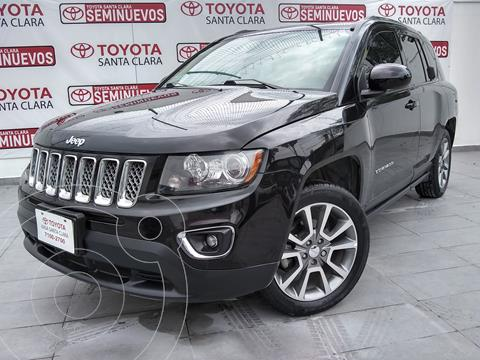 Jeep Compass 4x2 Limited Aut usado (2016) color Negro precio $270,000