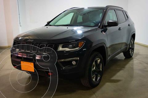 Jeep Compass Trailhawk 4X4 usado (2018) color Negro precio $425,000