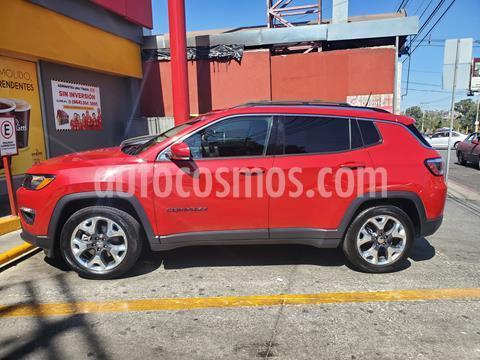Jeep Compass 4x2 Limited Premium CVT Nav  usado (2019) color Rojo precio $415,000