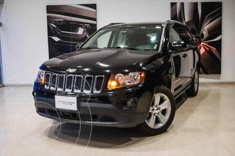 Jeep Compass LATITUDE 2.4L L4 172HP AT usado (2017) color Negro precio $273,000