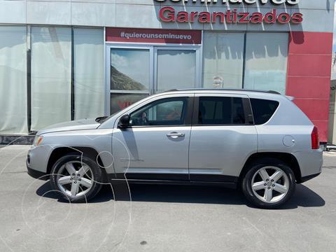 Jeep Compass 4x2 Limited Premium CVT usado (2012) color Plata Dorado precio $175,000