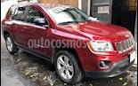 Jeep Compass 4x2 Sport  usado (2013) color Rojo Cerezo precio $155,000