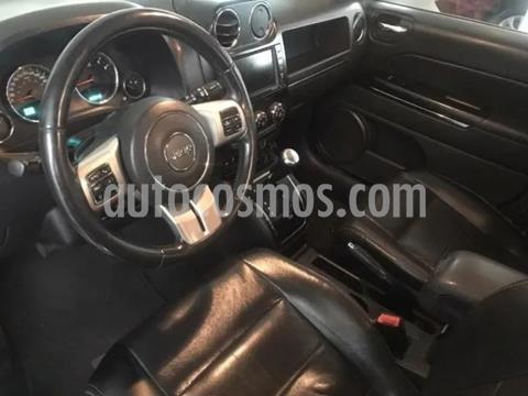 Jeep Compass 4x2 Limited Premium CVT usado (2012) color Plata precio $165,000