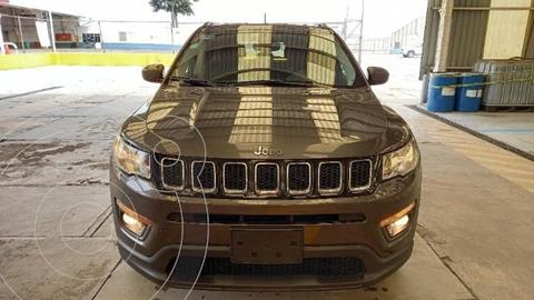 Jeep Compass 4x2 Latitude usado (2020) color Gris precio $479,000