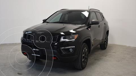 Jeep Compass Trailhawk 4X4 usado (2019) color Negro precio $539,560
