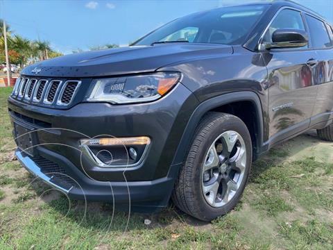 Jeep Compass LIMITED 4X2 ATX6 2.4L usado (2020) color Granito precio $490,000