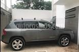 Jeep Compass Limited Premium usado (2013) color Gris precio $155,000