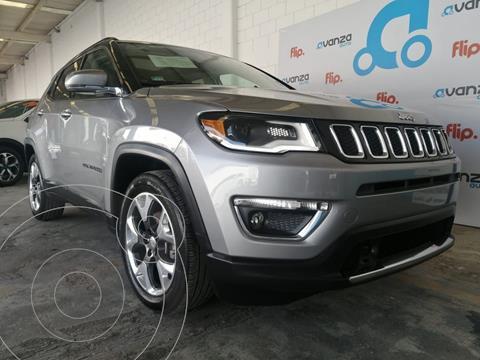 Jeep Compass 4x4 Limited CVT usado (2019) color Plata Dorado precio $515,000