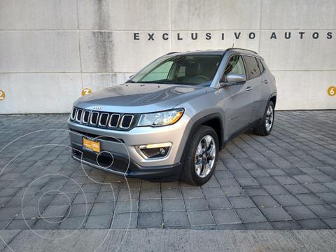 Jeep Compass Limited Premium usado (2018) color Plata Dorado precio $379,900
