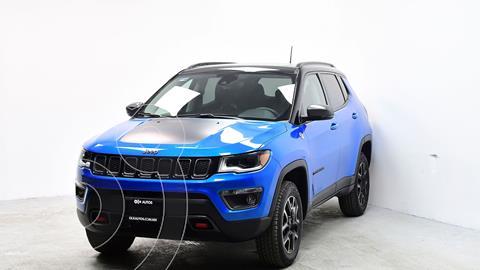 Jeep Compass Trailhawk 4X4 usado (2019) color Azul precio $494,000