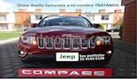 Jeep Compass 4x2 Limited Premium CVT Nav  usado (2016) color Rojo Cerezo precio $218,900