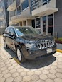 Jeep Compass 4x2 Latitude Aut usado (2015) color Negro precio $218,000