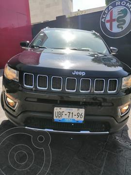 Jeep Compass 4x4 Limited CVT usado (2018) color Negro precio $350,000