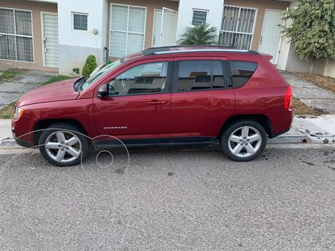 Jeep Compass 4x2 Limited Premium CVT Nav  usado (2012) color Rojo precio $150,000