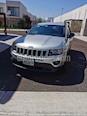 Jeep Compass 4x2 Latitude Aut usado (2014) color Plata precio $184,000