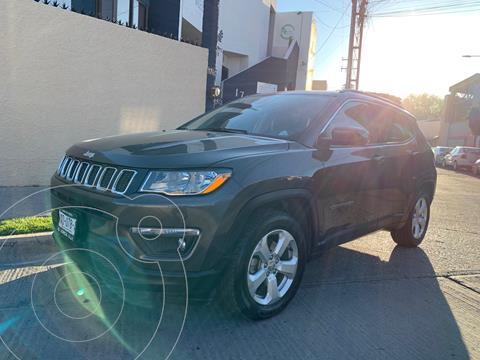 Jeep Compass 4x2 Limited Aut usado (2018) color Granito precio $365,000