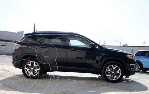 Jeep Compass 4x2 Limited Aut usado (2019) color Negro precio $459,900