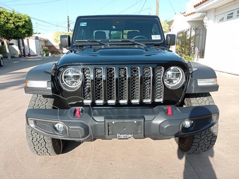 Jeep Gladiator Rubicon usado (2020) color Negro precio $1,250,000