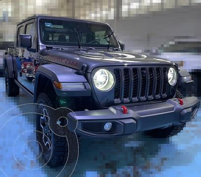 Jeep Gladiator Rubicon  usado (2021) color Gris precio $2,600,000