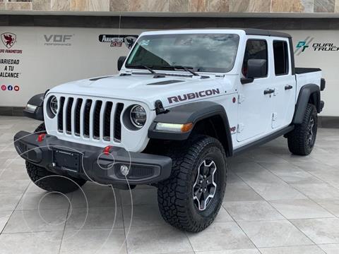 Jeep Gladiator Rubicon  usado (2021) color Blanco precio $1,235,900