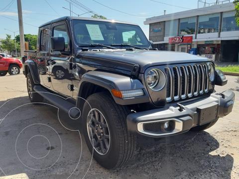Jeep Gladiator Overland usado (2020) color Gris precio $1,135,000