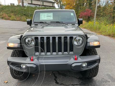 Jeep Gladiator Rubicon usado (2020) color Gris precio $1,000,000