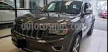 Foto venta Auto usado Jeep Grand Cherokee 5p Limited Lujo 4x2 V6/3.6 Aut (2015) color Gris precio $385,000