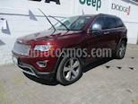Foto venta Auto usado Jeep Grand Cherokee 5p Limited Lujo 4x2 V6/3.6 Aut (2016) color Rojo precio $630,000