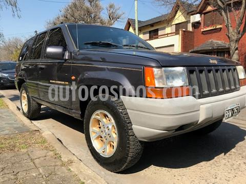 Jeep Grand Cherokee Limited 5.2 usado (1997) color Negro precio $550.000