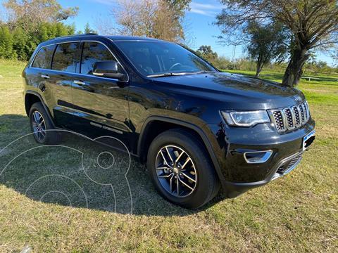 Jeep Grand Cherokee Limited 3.6 Plus usado (2020) color Negro precio u$s77.000