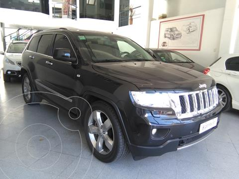 Jeep Grand Cherokee Overland 3.6 V6 AT (286hp) (L11) usado (2013) color Negro precio $3.200.000