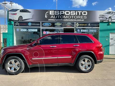 Jeep Grand Cherokee 3.6 Aut usado (2013) precio $3.300.000