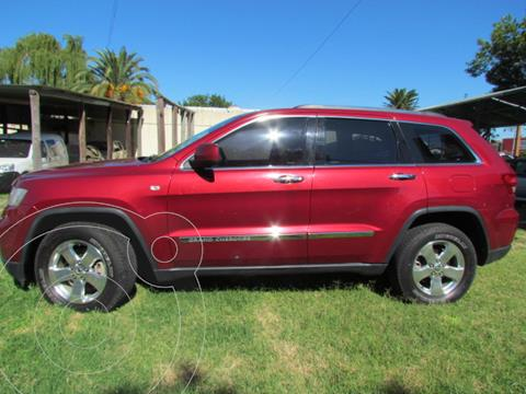 Jeep Grand Cherokee Limited 3.6 usado (2013) color Rojo Cerezo precio $4.100.000