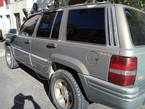 Jeep Grand Cherokee Limited 5.2 usado (1996) color Verde precio $650.000